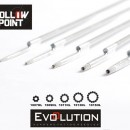 Aghi Evolution Hollow Point Con Micro Foro 13RL 0.30mm