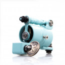 Buffalo Rotary 5mm stroke Tiffany Blue