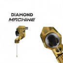 Diamond Cartridge gold series in ottone
