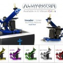 Tattoo Machine Series Liner-Shader Blue