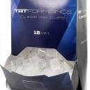 TATFORMANCE - CLEAR INK CUPS 16 MM 500 pz