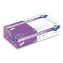 Unigloves Guanti In Nitrile Violet Pearl 100 pezzi Taglia S