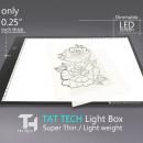 Lavagna Luminosa Led Pad A4 Tat Tech