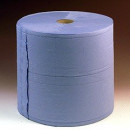 Wiper roll blue, extra strong, 38x36 cm Carta panno di altissima qualità