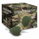 Crystal Grenade Grip monouso silicone 15FLAT 15PZ