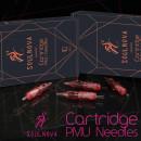 Aghi Cartucce PMU Soulnova Pink 5 Flat 0,30mm