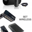 Kit Enzo Tattoo Professional wireless disponibile dal 12 OTTOBRE