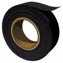 Nastro adesivo in carta Black L 2,5cm x 50mt