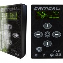 Critical Tattoo - Power Supply CX2 - G2 + CRITICAL WIRELESS FOOTSWITCH