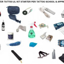 Kit Starter Tattoo Per Corsisti & Apprendisti #2