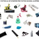 Kit Starter Tattoo Per Corsisti & Apprendisti #6