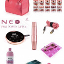 Set Pink Makeup professional