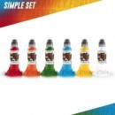 SIMPLE COLOR INK SET