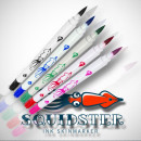 Squidster Dual Pen Sterile Red