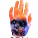 Arto Umano Iperealistico per Tattoo - Mano