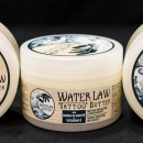 Espositore 24 Pezzi Water Law Tattoo Butter - 150 ml tasse incluse