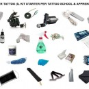 Kit Starter Tattoo Per Corsisti & Apprendisti #8