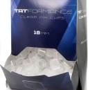 TATFORMANCE - CLEAR INK CUPS 18 MM 500 pz