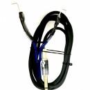 TeVo Clip Cord Black