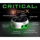CRITICAL-ATOM-X Black