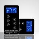 Alimentatore Full digital power touch Colore Nero&Bianco