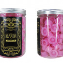 Cup In Silicone Rosa 100 Pz