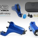 New Stealth 3.0 Rotary Machine Box Set(Blue)