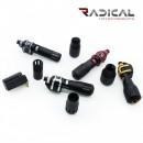 Nuova Radical Penna Regolabile Hard/Soft Motorino Faulhaber 2610