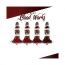 WORLD FAMOUS INK - JOEL'S BLOODWORKS SET 30ML - 4X30ML