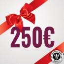 Gift Card 250Euro