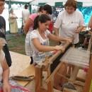 Atelier ȚESĂTURI (minim 16 persoane / minim 2 ore) (demonstrație cu eventuală experimentare)