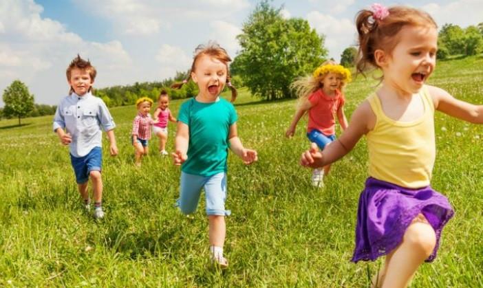 Ghidul activitatilor fizice pentru copii