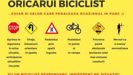 6 abilitati necesare oricarui biciclist