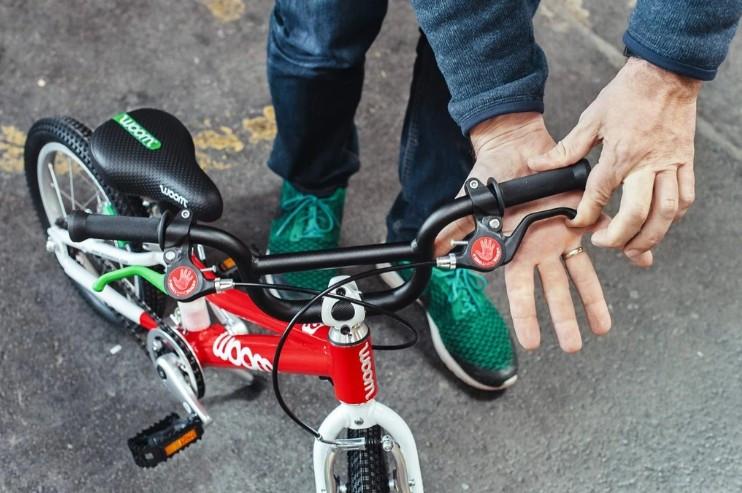 woom bikes romania