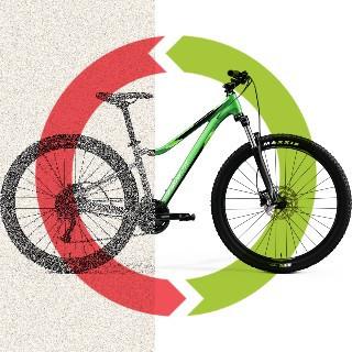 BUY Back pentru biciclete