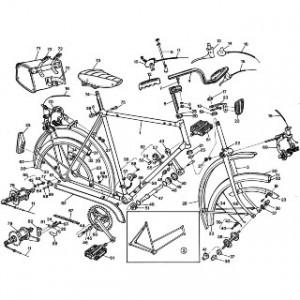 Anatomia bicicletei
