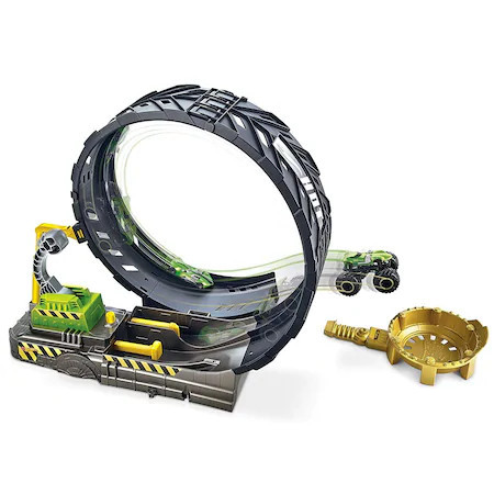 Set de joaca Hot Wheels, Epic loop challenge