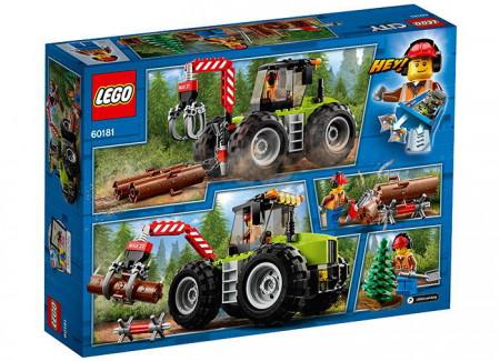 Tractor de padure
