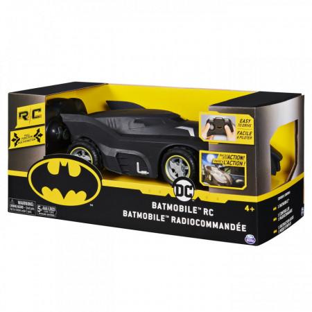 Batmobilul cu Radiocomanda