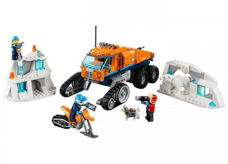 Camion arctic de cercetare