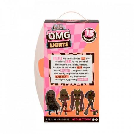 LOL Surprise, Papusa Fashion OMG Lights - Speedster