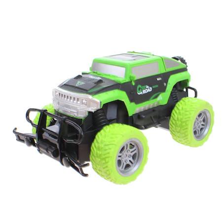 Masinuta cu Telecomanda,Toi-Toys, Monster Truck,Verde,1:20