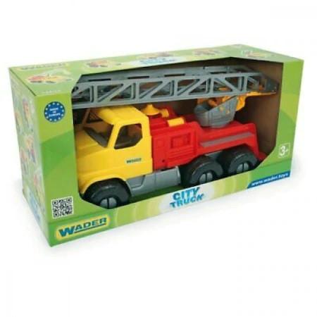 Camion Gigant Wader cu Scara de Interventii,52cm