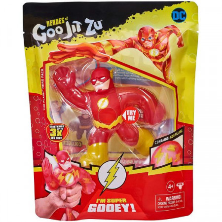 Figurina Goo Jit Zu Flash
