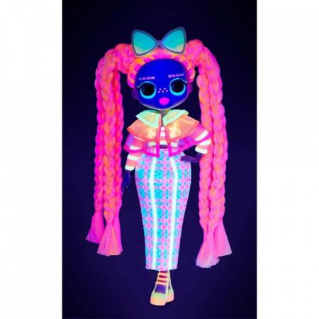 LOL Surprise, Papusa Fashion OMG Lights - Dazzle