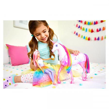Set papusa Barbie Dreamtopia cu Unicornul Magic