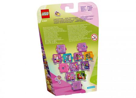 Cubul de joaca de cumparaturi al Oliviei