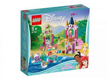 Festivitatile regale ale lui Ariel, Aurora si Tiana