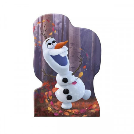 Puzzle 4 in 1 Dino Frozen 2 - 4x54 piese
