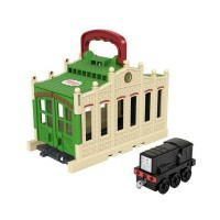 Set Fisher Price Thomas&Friends Connect and Go-Diesel